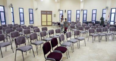 صور.. الانتهاء من تجهيز 45 مدرسة يابانية لاستقبال الطلاب