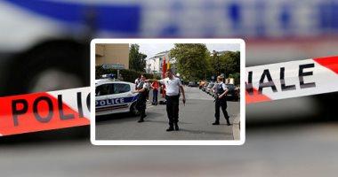الداخلية الفرنسية: منفذ حادث الطعن بضاحية باريس كان يعانى من مشاكل نفسية
