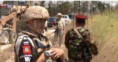 الشرطة الروسية تؤمن قافلة مساعدات إنسانية أممية إلى مخيم الركبان