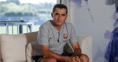 فالفيردى يسير على خطى جوارديولا ويؤجل حسم مستقبله مع برشلونة