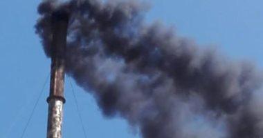 قارئ يشكو من اضرار دخان محرقة نفايات صحية بداخل مستشفى بالشرقية