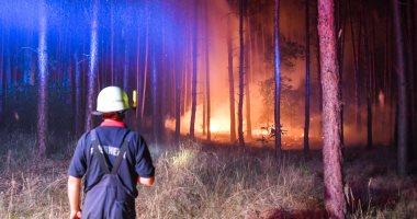 دراسة تحذر من انبعاثات الكربون من حرائق الغابات فى الأمازون