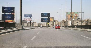 النشرة المرورية.. سيولة بحركة السيارات فى شوارع وميادين القاهرة والجيزة