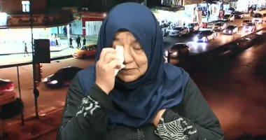 """جدة عراقية ترعى 22 حفيداً تبكى على الهواء وتدعو على داعش:""""يخزيكم الله"""""""