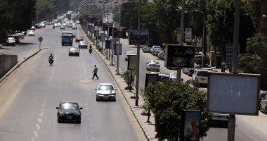 النشرة المرورية.. سيولة بالشوارع والطرق والمحاور الرئيسية بالقاهرة الكبرى