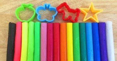 ما يفعله الصلصال الصحى فى نفسية ومهارات طفلك فوائد كثيرة