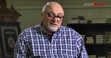 خالد الجندى لمنتقديه : أنا لستُ من المبشرين بالفتوى وغيرمصرح لى بها