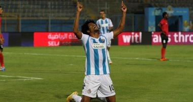 """كينو لاعب الشهر في جائزة """"ON Sport"""" لأفضل لاعب بالدوري المصري"""