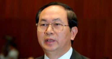 سلطات مطار القاهرة تفتح الصالة الرئاسة استعدادا لمغادرة رئيس فيتنام