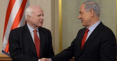 نتنياهو: ماكين كان صديقا حميما لإسرائيل والتزم بأمن الدولة اليهودية