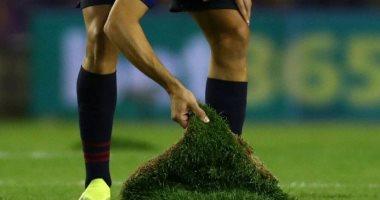 الاتحاد الإسبانى يفتح تحقيقا رسميا ضد بلد الوليد بسبب سوء أرضية الملعب