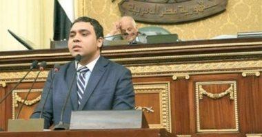 النائب شريف الوردانى يطالب بتشديد العقوبات على جرائم انتهاك حقوق الطفل