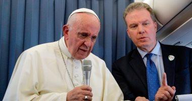 صور.. البابا فرنسيس يتجاهل الردّ على أسقف اتّهمه بالتستّر على كاردينال