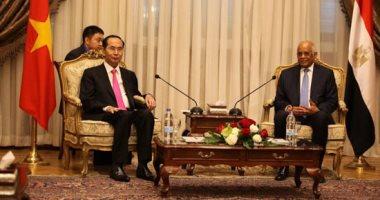 الرئيس الفيتنامي يؤكد للبرلمان تقديره لدور مصر فى مواجهة الإرهاب