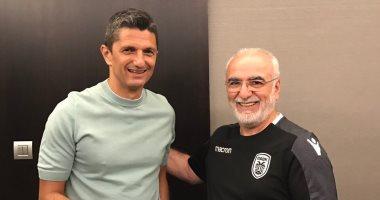 باوك اليونانى يجدد عقد مدرب عمرو وردة حتى 2020