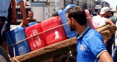 """اضبط مخالفة..قرية """"تانيس"""" بالشرقية عاصمة صان الحجر قديما تبحث عن كوب ماء"""