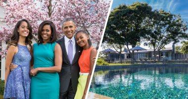 تصل إليه بالبحر أو الجو فقط شاهد منزل بـ15 مليون دولار زارته أسرة أوباما