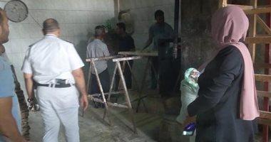 تحرير 11 محضرًا تموينيًا فى حملة بالقناطر الخيرية