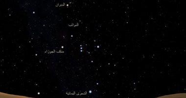 """نجوم """"الجوزاء"""" تزين سماء المساء اليوم وطوال سبتمبر بمصر والوطن العربى"""