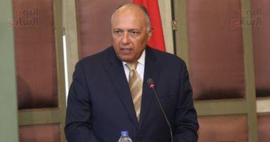 وزيرا خارجية مصر والكويت يبحثان العلاقات الثنائية بين البلدين