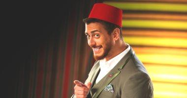 سعد لمجرد ينافس على لقب أفضل مطرب فى شمال إفريقيا