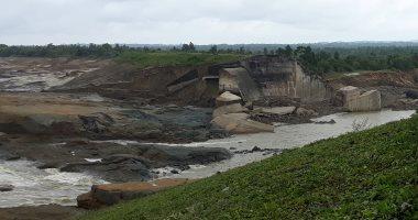 صور.. 85 قرية فى ميانمار خالية من السكان عقب انهيار سد وغرق الشوارع