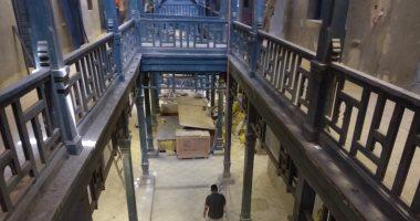 دعم متحف نجيب باشا محفوظ بقصر العينى بـ20 تابلت وخطوط إنترنت ADSL