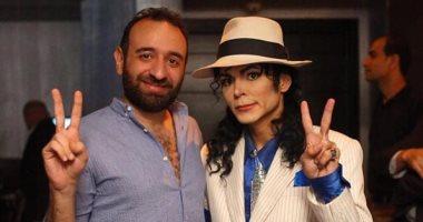 اعرف إزاى عمرو سلامة أحيا ذكرى ميلاد مايكل جاكسون