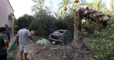 اتفاق على وقف إطلاق النار فى العاصمة الليبية عقب اشتباكات استمرت 5 أيام