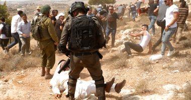 الاحتلال الإسرائيلى يغلق طريق حارة جابر المؤدية للحرم الإبراهيمي بالخليل