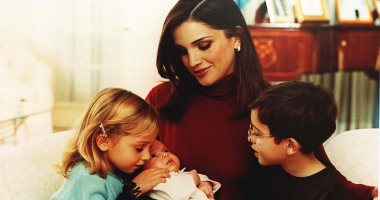 صور..بعد بلوغها الـ 48 عاما.. لحظات مؤثرة بحياة الملكة رانيا × 14 معلومة