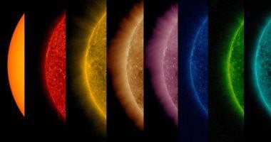 صور.. متى تطفئ الشمس؟..  النجم وصل لربيع العمر ولهيب سطحه بلغ 26 ألف درجة مئوية ..  حجم الهيدروجين يحدد ما تبقى من حياته.. والأبحاث تتوقع موته بعد 5 مليارات سنة .. وانتصار تفاعلاته يمثل بريق أمل للكون