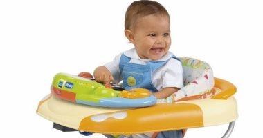 تاتا خطى العتبةكيف تؤثر مشاية الأطفال على عظام طفلك