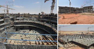 شينخوا: مصر تخطط لجعل العاصمة الإدارية أول مدينة غير نقدية