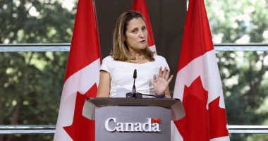 """كندا ترحب بالتوقيع على الاتفاق الدستورى فى السودان وتصفه """"باللحظة التاريخية"""""""