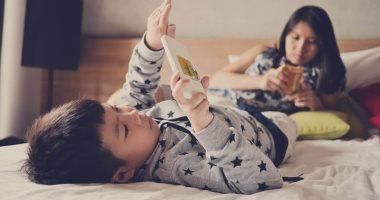 لو طفلك مدمن للتابلت نصائح نفسية للتعامل معه