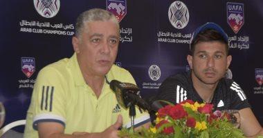 محمد عمر: الاتحاد قادر على تخطى عقبة الترجى بالبطولة العربية