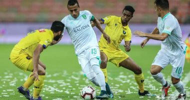محمد عبد الشافى يحقق رقما مميزا فى مباراة الأهلى والتعاون بالدوري السعودي