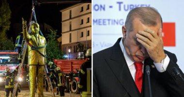 الاقتصاد التركى يتراجع بسرعة الصاروخ.. هبوط النمو لمستويات غير مسبوقة.. تبخر ثلث احتياطى المركزى من النقد الأجنبى خلال شهر واحد ووصوله لـ 18.2 مليار دولار.. وكبرى الشركات تعجز عن سداد ديونها وتتجه للإفلاس