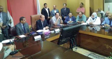 توسعة خدمات الصرف الصحى بقرى كفر الشيخ باستثمارات 164 مليون يورو..فيديو