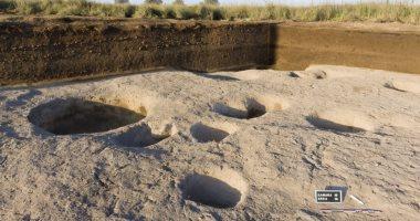 اكتشاف بقايا قرية مصرية تعود للعصر الحجرى الحديث بالدقهلية