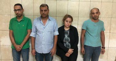 سقوط شخصين وسيدة أجبروا صاحب مكتب عقارات على توقيع إيصالات أمانة بمدينة نصر