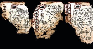 شاهد.. دستور عمره 1000سنة.. وثيقة تكشف قوانين حضارة المايا فى المكسيك