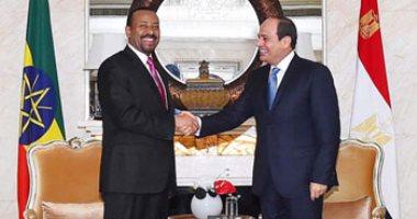 السيسي يلتقى البشير ورئيس وزراء إثيوبيا فى بكين ويوقع مع شركات صينية مشروعات بمصر بـ18.3 مليار دولار