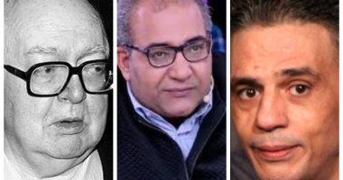 بيومى فؤاد مرشح لبطولة مسرحية لكاتب عالمى على المسرح القومى