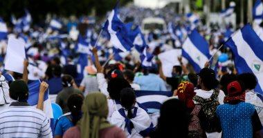 احتجاجات عنيفة ضد الرئيس أورتيجا فى نيكاراجوا