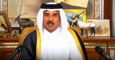 شاهد.. سياسات تميم تقضى على سوق العقارات القطرية