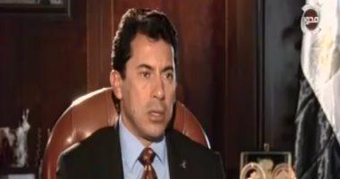 وزير الشباب: حصلت على موافقة مجلس الوزراء لإدخال القطاع الخاص كشريك فى مراكز الشباب
