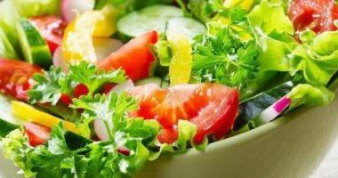 دلع جسمك بالسلطة الخضرا هتقوى مناعتك وتحميك من أمراض القلب