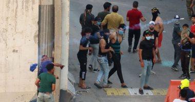 مقتل شخص وإصابة 11 فى احتجاجات بالبصرة بالعراق